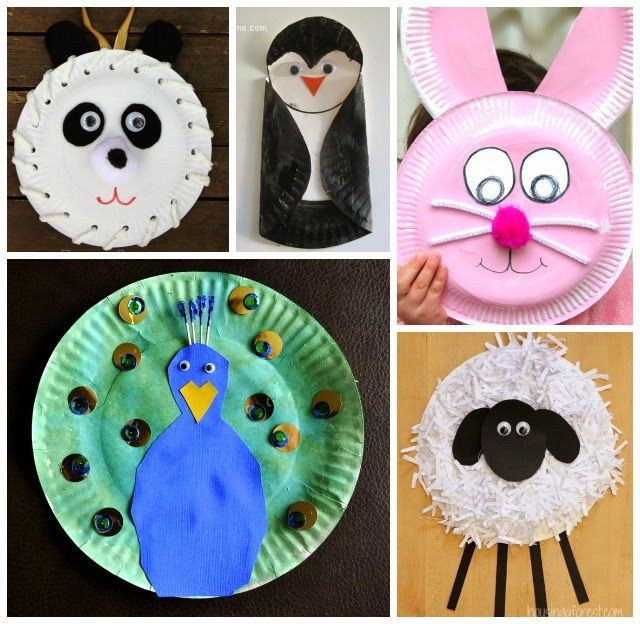 1000+ ideas about Paper Plate Animals on Pinterest