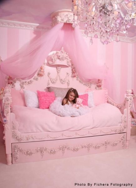 little girl princess bedroom ideas pink princess room | Bedroom Decorating Ideas For The Girls | Pinterest | Girls, Little princess