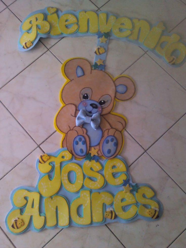letreros para decoracion baby shower nio  Buscar con