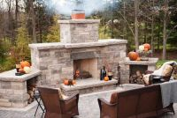25+ Best Ideas about Outdoor Fireplace Kits on Pinterest ...