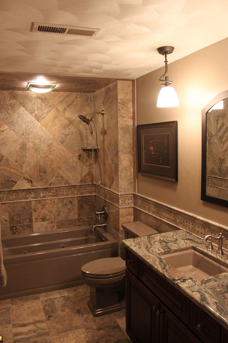 17 Best images about Custom Bathroom Remodeling Projects