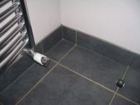 1000+ images about Second Bath on Pinterest   Grey tiles ...