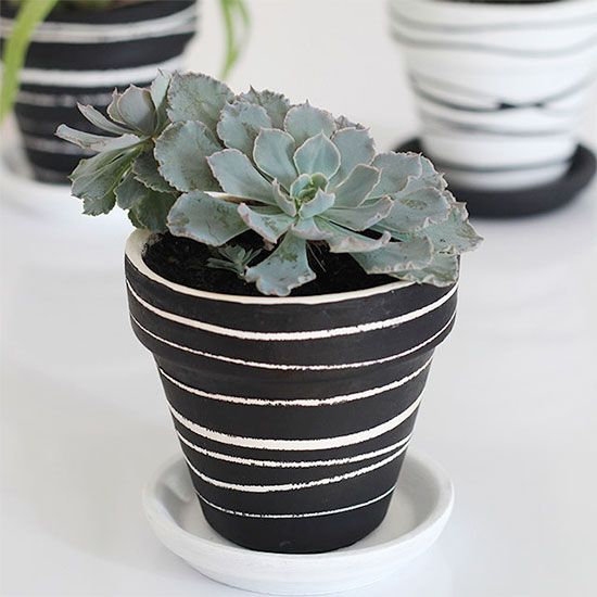 25 Best Ideas About Painting Clay Pots On Pinterest Painted
