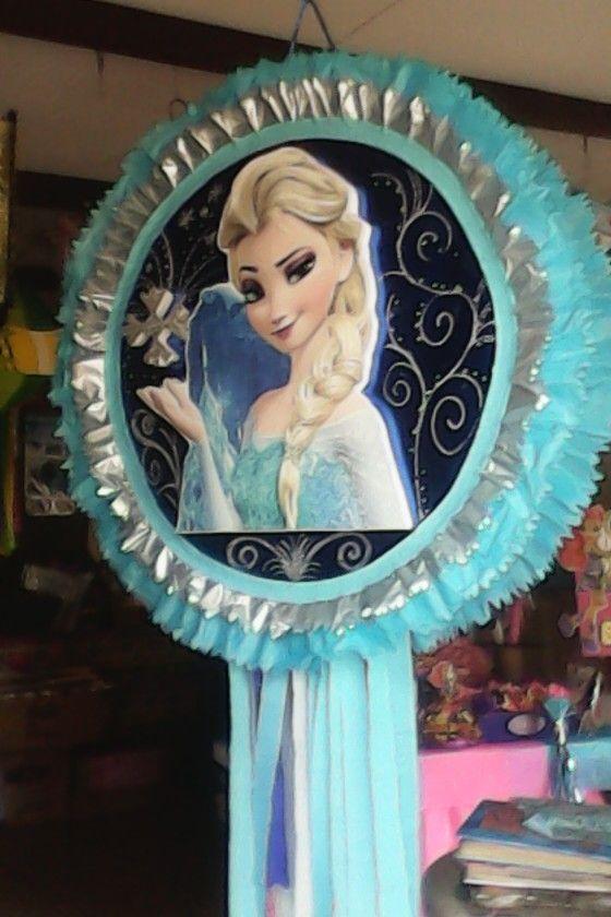 25 Best Ideas About Frozen Pinata On Pinterest Fiesta
