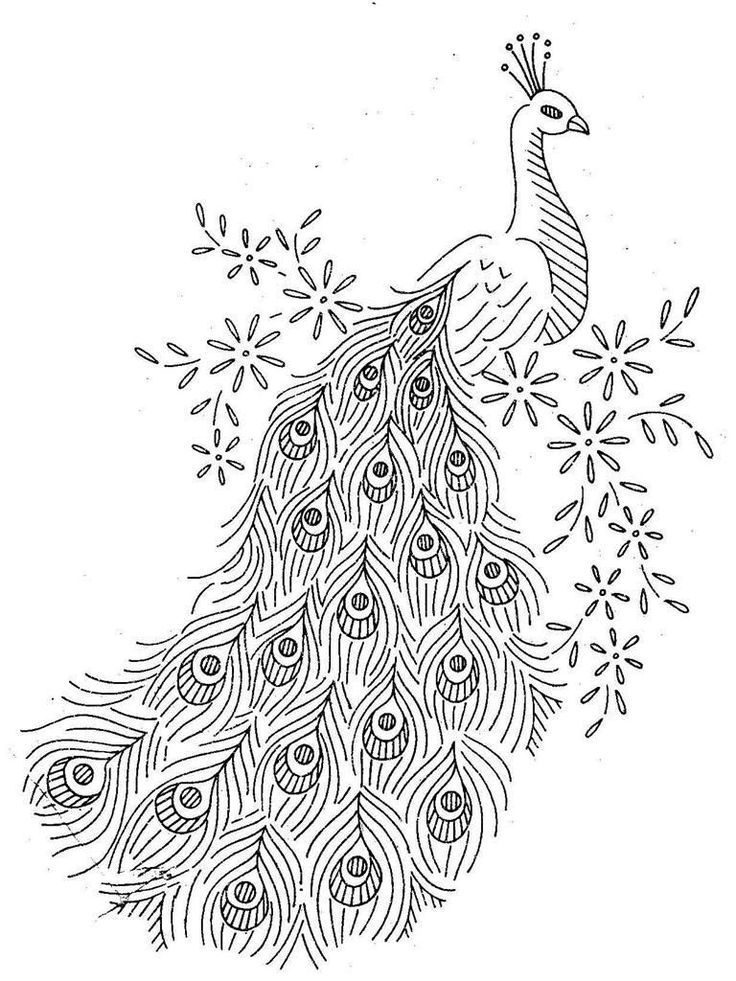 Details about Vintage Hand Embroidery PATTERN Alice Brook