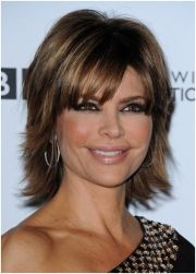 straight layered hairstyles