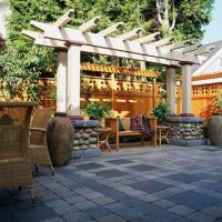 Patio Privacy Ideas | Outdoor living, Backyards and Focal ...
