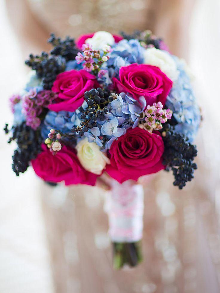 1000 ideas about Blue Wedding Flowers on Pinterest  Blue