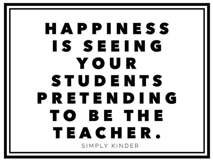 25+ best Kindergarten Teacher Quotes on Pinterest