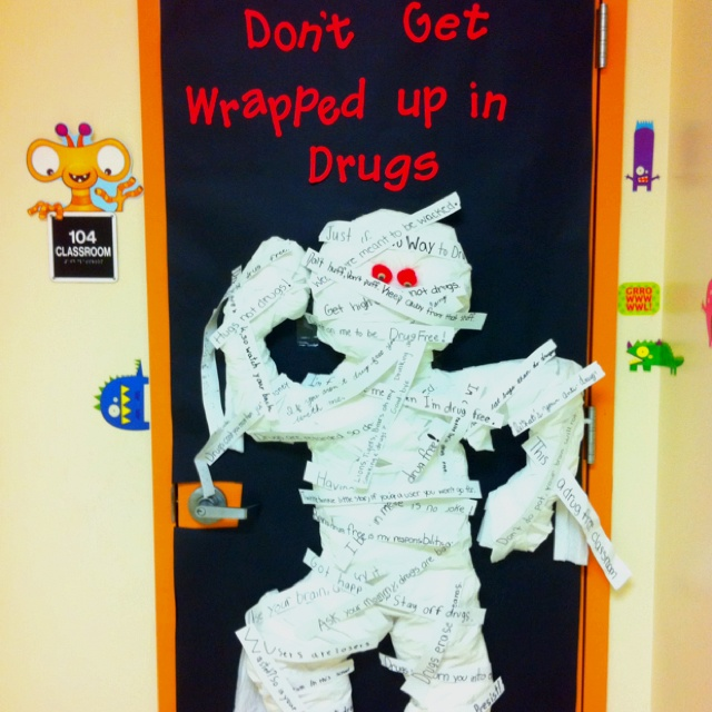 17 Best images about Red Ribbon Week on Pinterest