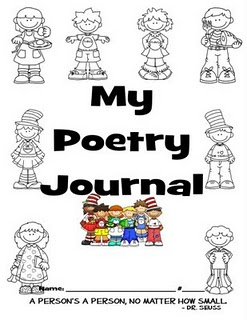 56 best images about 1st grade Poetry on Pinterest