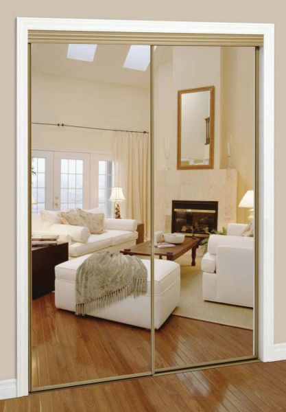 sliding bedroom closet door mirror 42 best images about Distinctive Doors on Pinterest