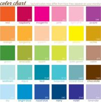 Lowes Paint Color Chart - Create chalk paint in any of ...