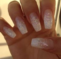 Best 10+ Sparkle Nail Designs ideas on Pinterest