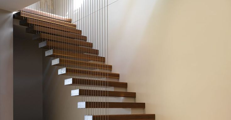 Vertical Wire Balustrade 01 The Great Stair Design Drama