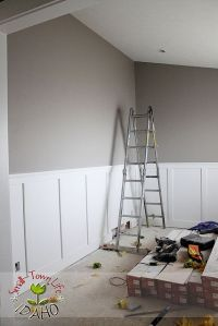 Best 25+ Painted wall paneling ideas on Pinterest