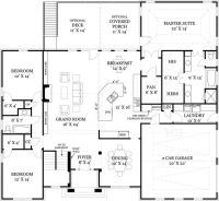 25+ best ideas about Ranch floor plans on Pinterest