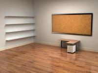 desktop office shelves | Office Ideas | Pinterest ...