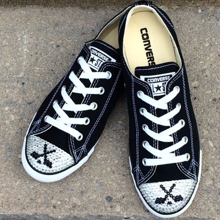 25 best ideas about Bling converse on Pinterest  Bling