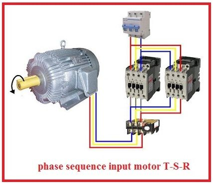 1 phase contactor with overload wiring diagram 2007 dodge caliber serpentine belt forward reverse three motor electrical info pics | non-stop engineering ...
