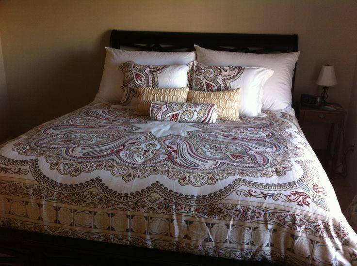 Bella Lux Fine Linens bedding  Bella Lux bedding  Pinterest  Fine linens Bedding and Linens