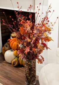 25+ best ideas about Outside fall decorations on Pinterest ...