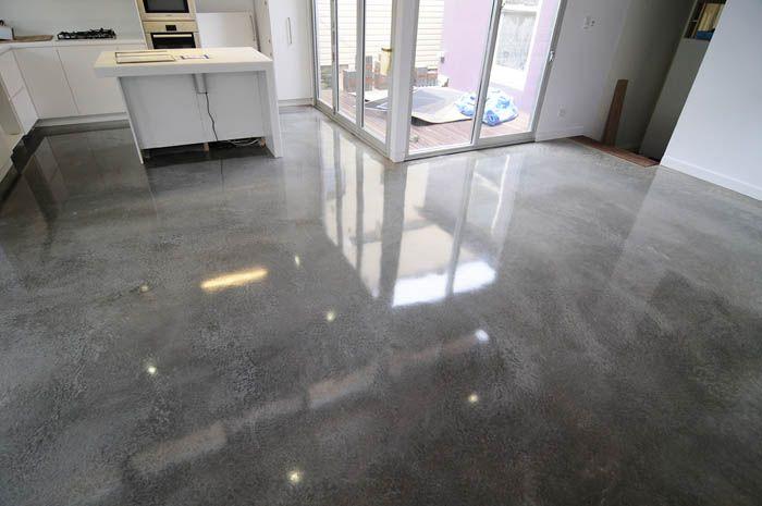 high gloss concrete floors  high gloss polished concrete