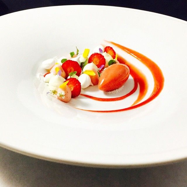 119 best images about Plating on Pinterest  Fine dining