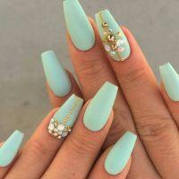 Best 25+ Cute Acrylic Nails ideas on Pinterest | Acrylic ...