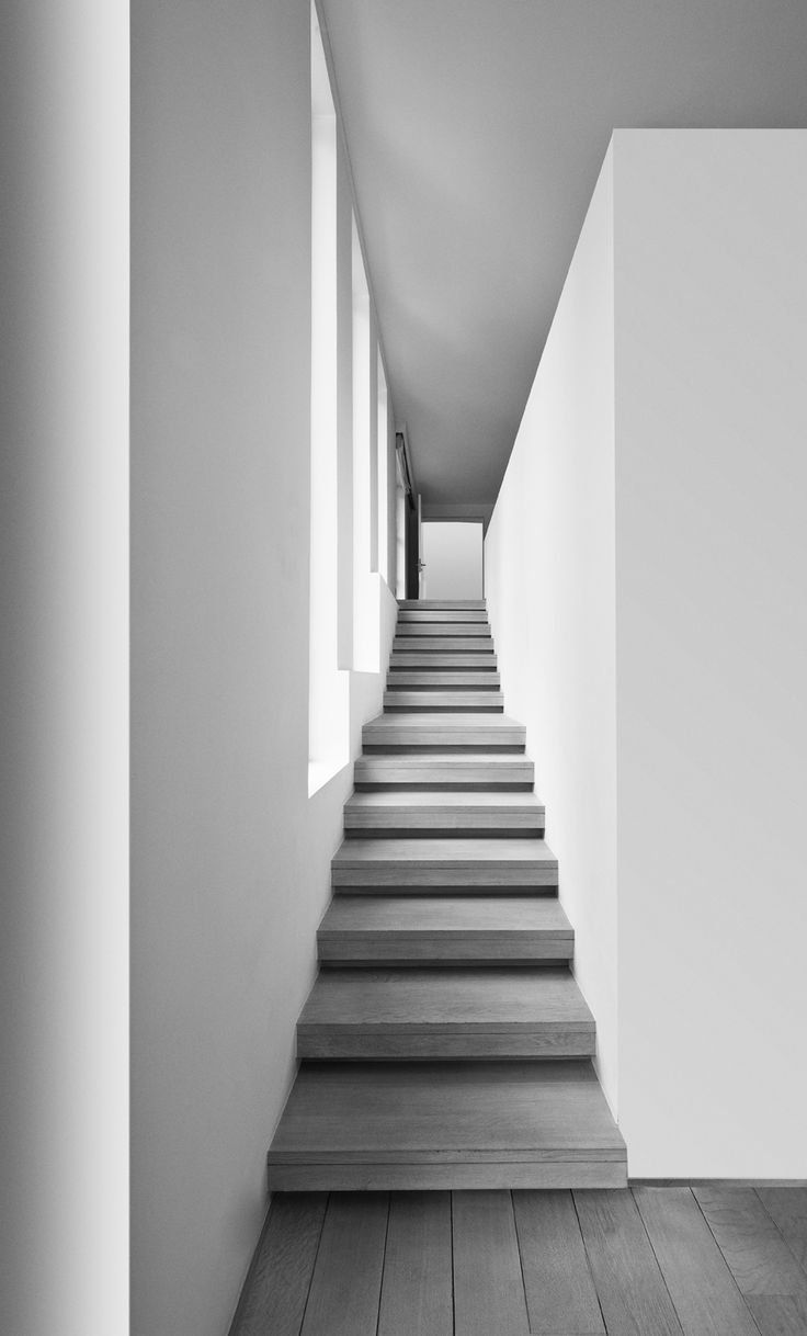 Pattern 195 STAIRS VOLUMEEvery Staircase Occupies A