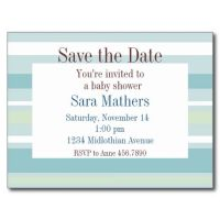 17 Best images about Baby Shower Save The Date Cards on ...