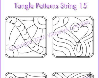 3128 best images about Zentangle patterns on Pinterest