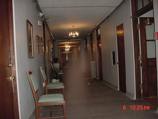 Wallpaper Falling Off Ceiling Paranormal Sightings Bing Images Jerome Grand Hotel