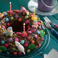 Die besten 17 Ideen zu Kindergeburtstagskuchen auf ...