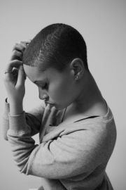 buzz cut women
