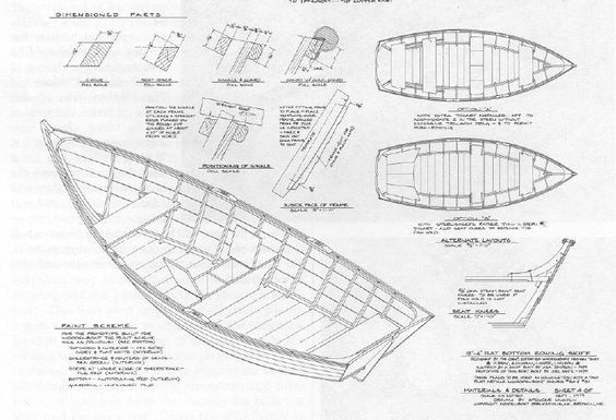 25+ best ideas about Wooden boat plans on Pinterest