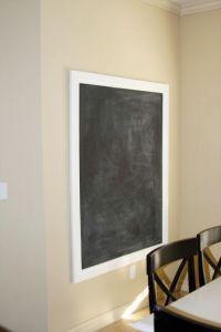25+ best ideas about Magnetic chalkboard on Pinterest ...