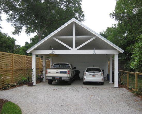 Garage And Shed Carport Design Pictures Remodel Decor