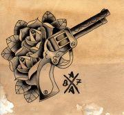 1000 ideas gun tattoos