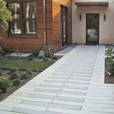 Concrete Paver Styles Smooth Face Smooth And Style