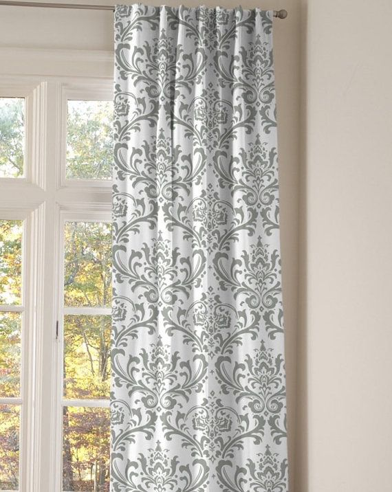 25 Best Ideas About Damask Curtains On Pinterest Cream Bedroom