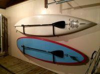 SUP wall storage hangers | Garage Board Storage and Racks ...