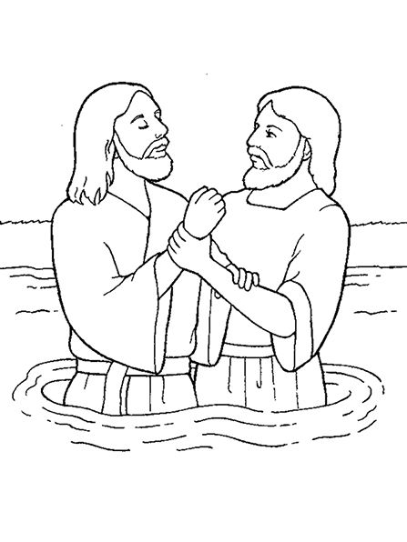 296 best images about Baptism of Jesus on Pinterest
