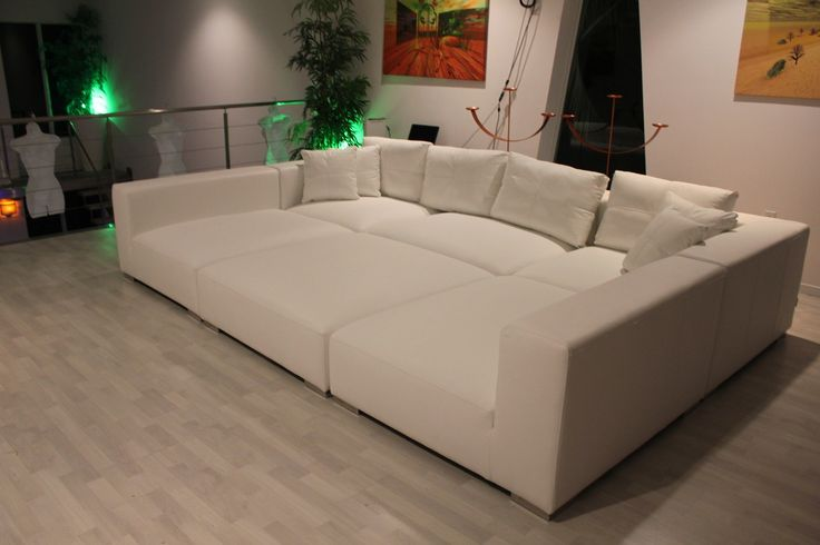 Sofa pit It looks so comfy D  For the Home  Pinterest