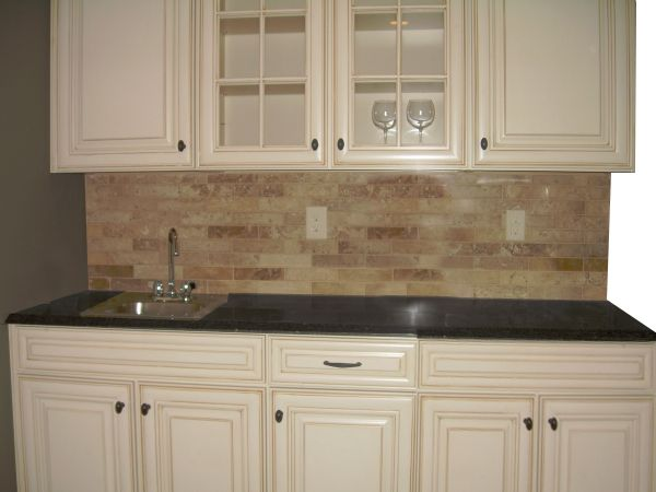 lowes kitchen cabinets in stock step stool with seat caspian cabinet, grey marble countertop, stone tile ...