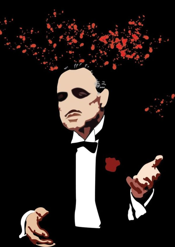 godfather clip art free cliparts