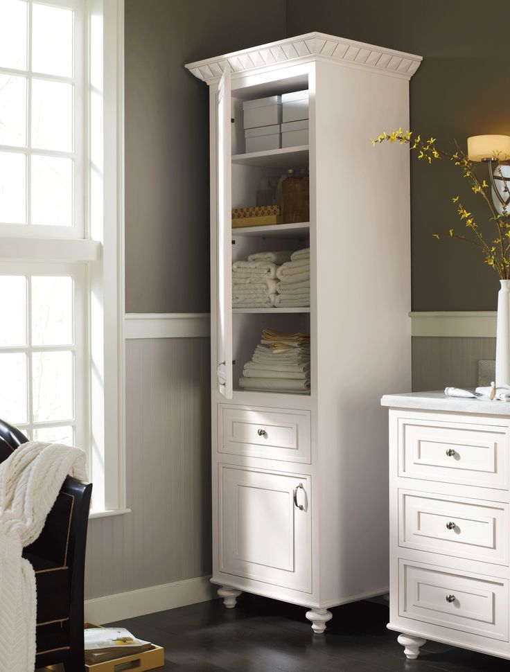 How To Build A Corner Linen Cabinet WoodWorking Projects Amp Plans