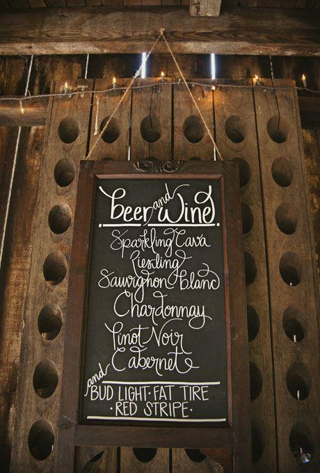 25 Best Ideas About Wedding Drink Menu On Pinterest Drink Menu
