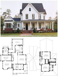 Best 10+ Farmhouse floor plans ideas on Pinterest ...