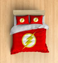 The Flash Bedding Superhero Duvet Cover The Flash by ...